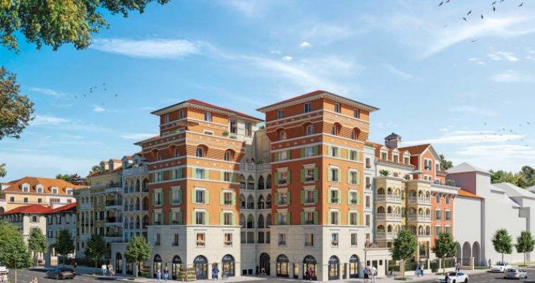 Achat / Vente appartement neuf Le Plessis-Robinson nouveau quartier du Ponant (92350) - Réf. 6029