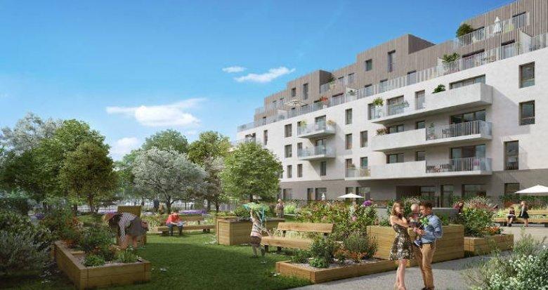 Achat / Vente appartement neuf Meudon à deux pas du tramway (92190) - Réf. 4358