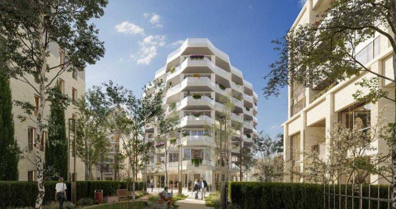 Achat / Vente appartement neuf Meudon au pied du tramway T6 (92190) - Réf. 4999