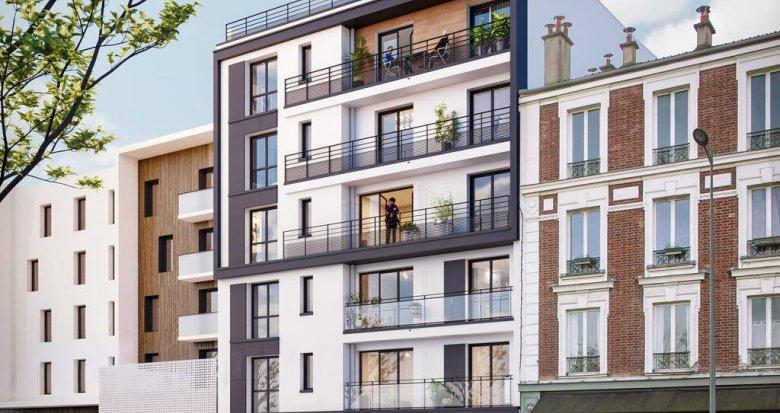 Achat / Vente appartement neuf Meudon en bord de Seine (92190) - Réf. 6199