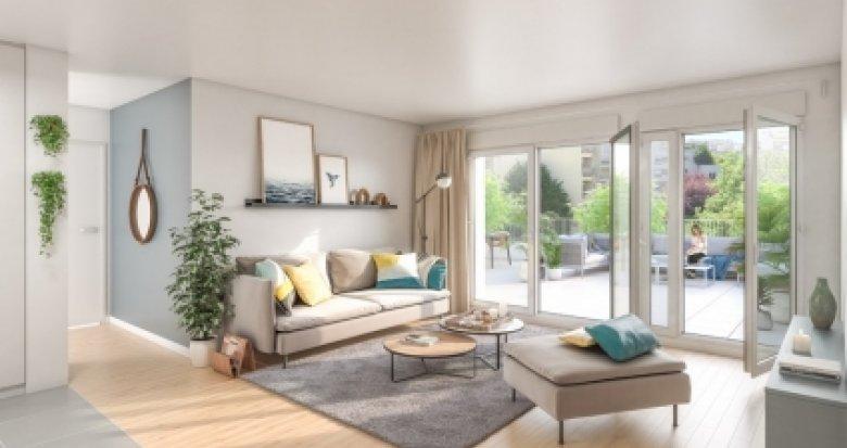 Achat / Vente appartement neuf Montrouge centre-ville (92120) - Réf. 2477