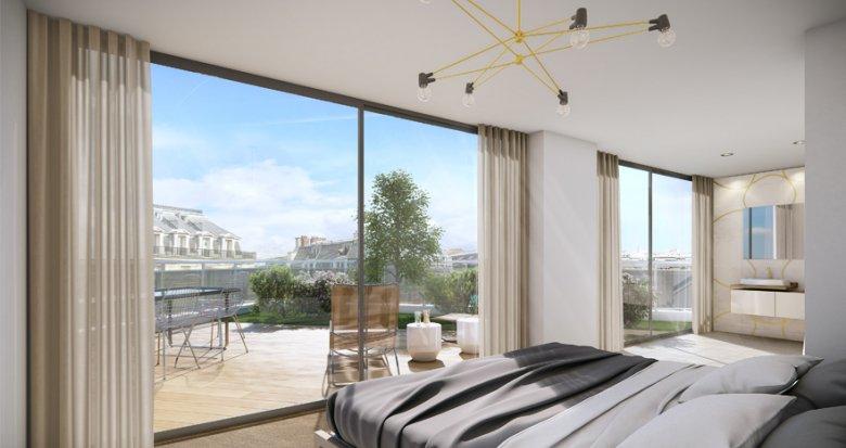 Achat / Vente appartement neuf Paris 9 proche Place de Clichy (75009) - Réf. 2337
