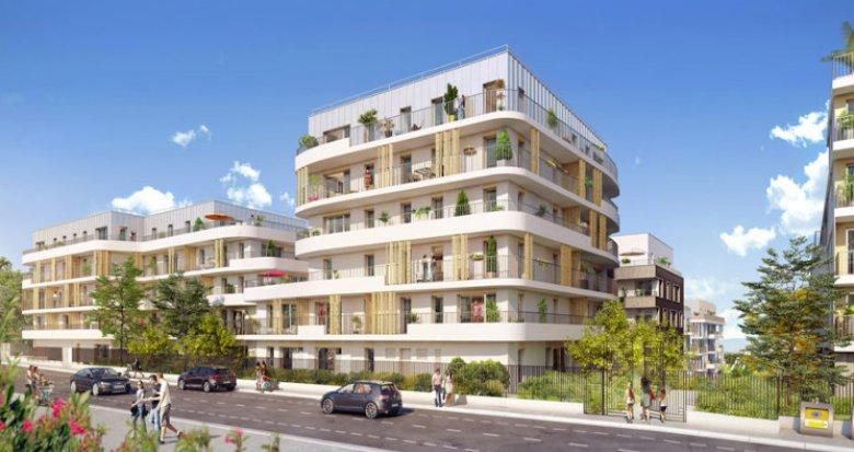 Achat / Vente appartement neuf Rueil-Malmaison proche Buzenval (92500) - Réf. 5757