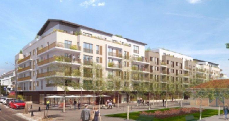 Achat / Vente appartement neuf Rueil-Malmaison proche future gare du Grand Paris (92500) - Réf. 5030