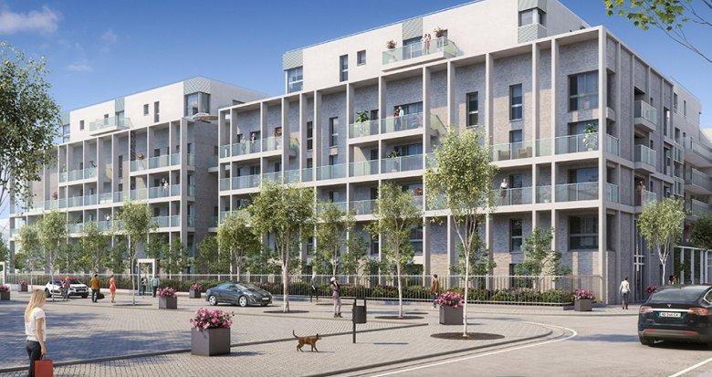 Achat / Vente appartement neuf Rueil-Malmaison quartier l'Arsenal (92500) - Réf. 2740