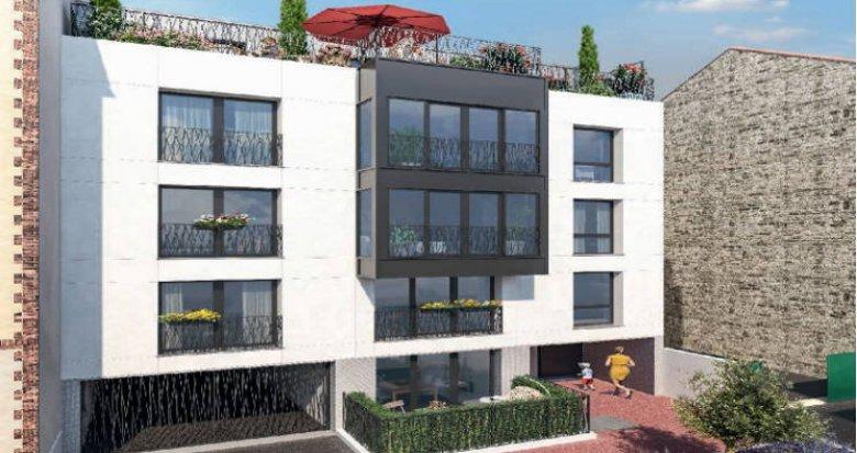 Achat / Vente appartement neuf Suresnes à 5min de La Défense en tram (92150) - Réf. 4957